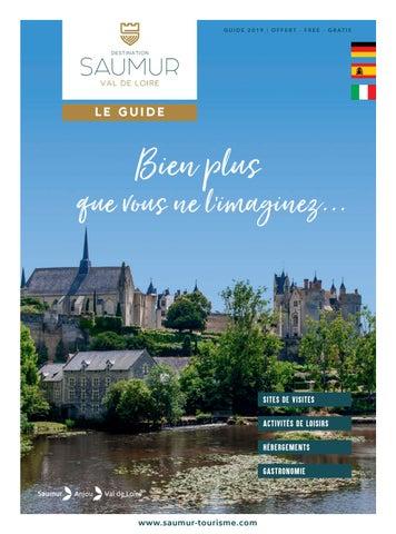 Guide touristique 2019 - Destination Saumur Val de Loire (D ...