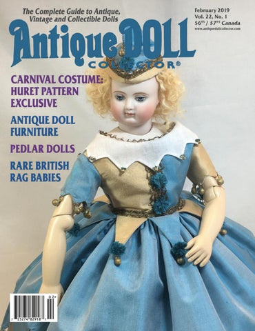 20fd65f8bff February 2019 by Antique Doll Collector Magazine - issuu
