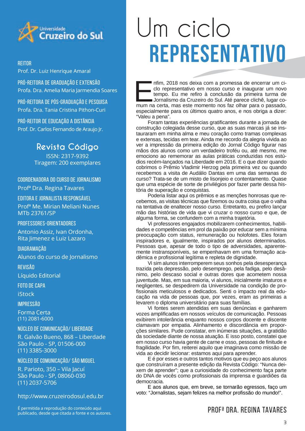a0c951a96 Revista Laboratorial #06 by Rede Código - issuu