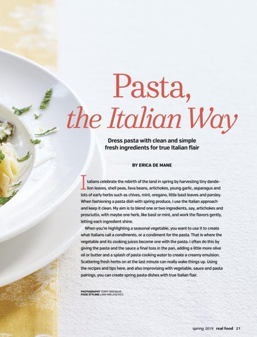 Page 23 of Pasta, the Italian Way