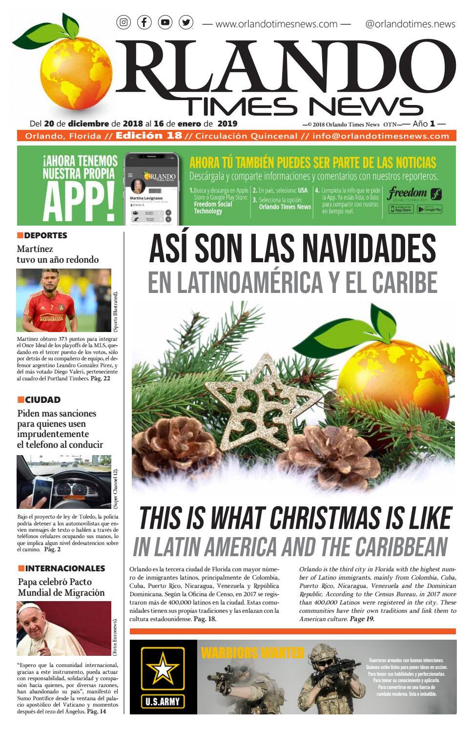 2f2977ab0fa0 Edición 18 Orlando Times News by orlandotimesnews - issuu