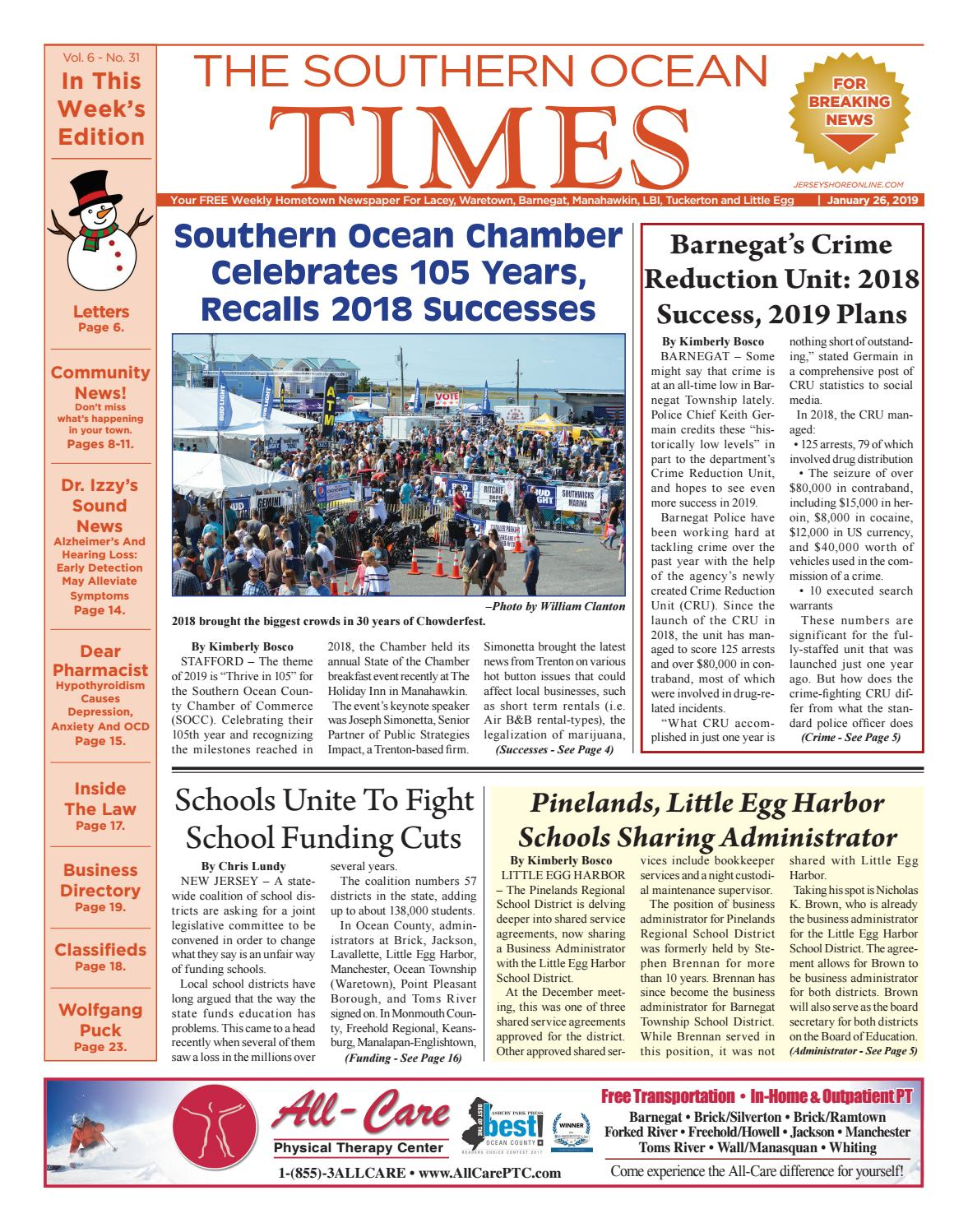 2019-01-26 - The Southern Ocean Times by Micromedia