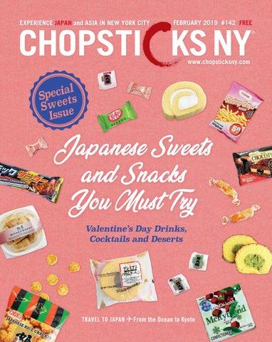 Chopsticks NY #142 February 2019 by Chopsticks NY - issuu