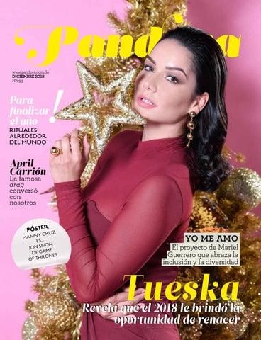 1663a53df6 Revista Pandora Diciembre 2018 by Multimedios del Caribe - issuu
