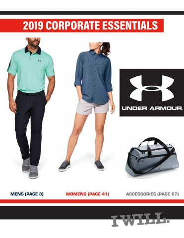 5452dbde5 2019 Under Armour Corporate Essentials Guide by US Performanceworks ...