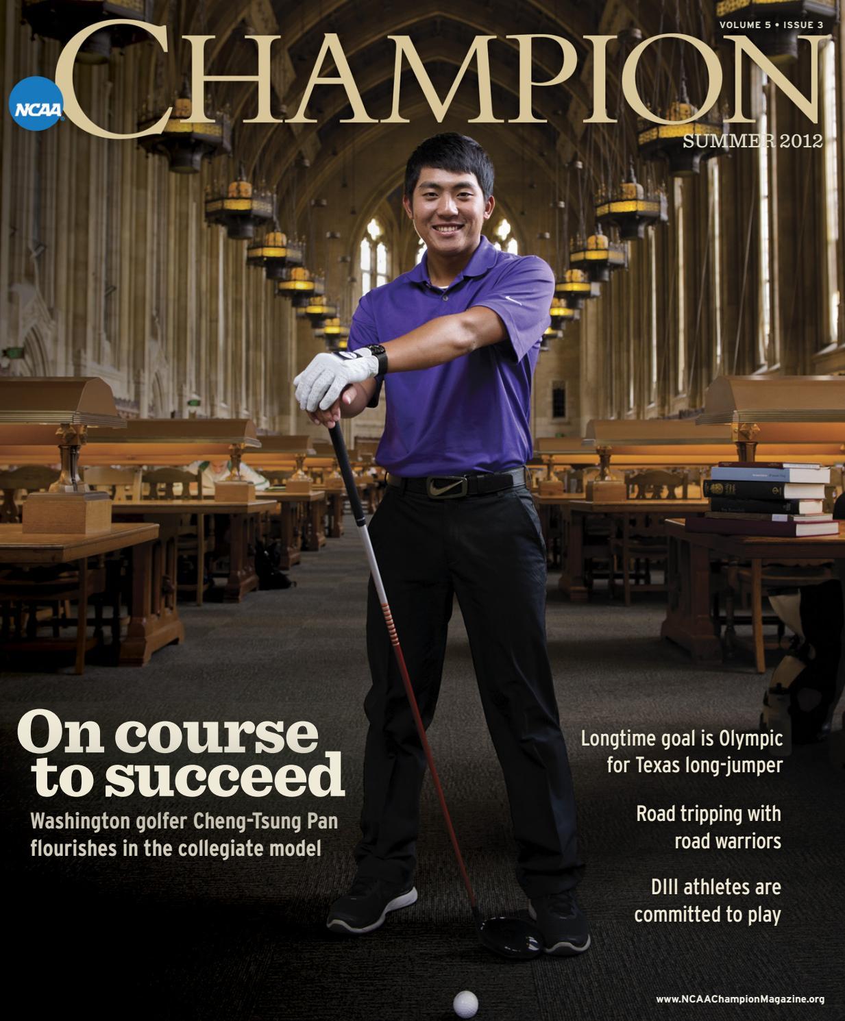 1926a1dd NCAA Champion Magazine Summer 2012 by NCAAChampion - issuu