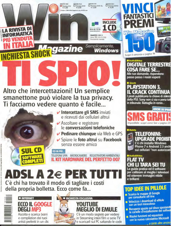 c3be8f9b9739f9 Win Magazine N°150 by Libraccio.it - issuu