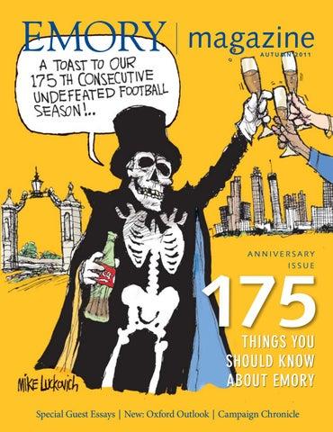 6eb8bf5b2 Emory Magazine / Autumn 2011 by Emory University - issuu