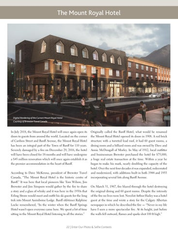 Page 22 of The Mount Royal Hotel