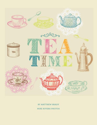Page 182 of Slowing Down to Enjoy Afternoon Tea