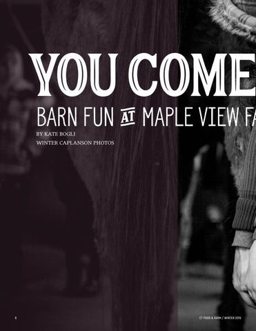 Page 6 of Barn Fun at Maple View Farm