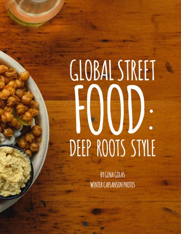 Page 89 of Global Street Food: Deep Roots Style