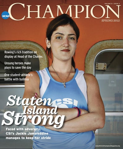 new arrival 05721 c2a63 NCAA Champion Magazine Spring 2012 by NCAAChampion - issuu