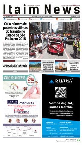 962063853 ITAIM NEWS - Edição 1184 - São Paulo, 26 de janeiro a 01 de ...
