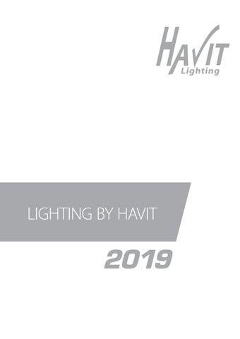 Havit Lighting Catalogue 2019 By Issuu