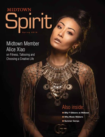 Spirit Magazine Spring 2019 By Midtown Athletic Clubs Issuu