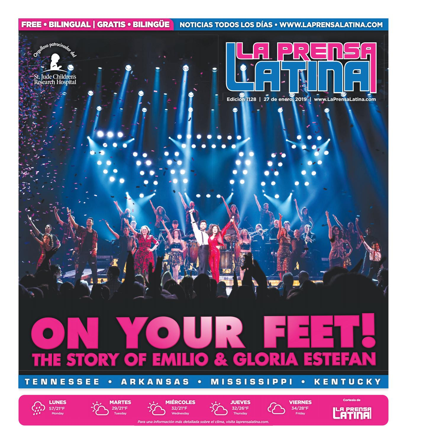0feb44837f La Prensa Latina 01.27.2019 by La Prensa Latina - issuu