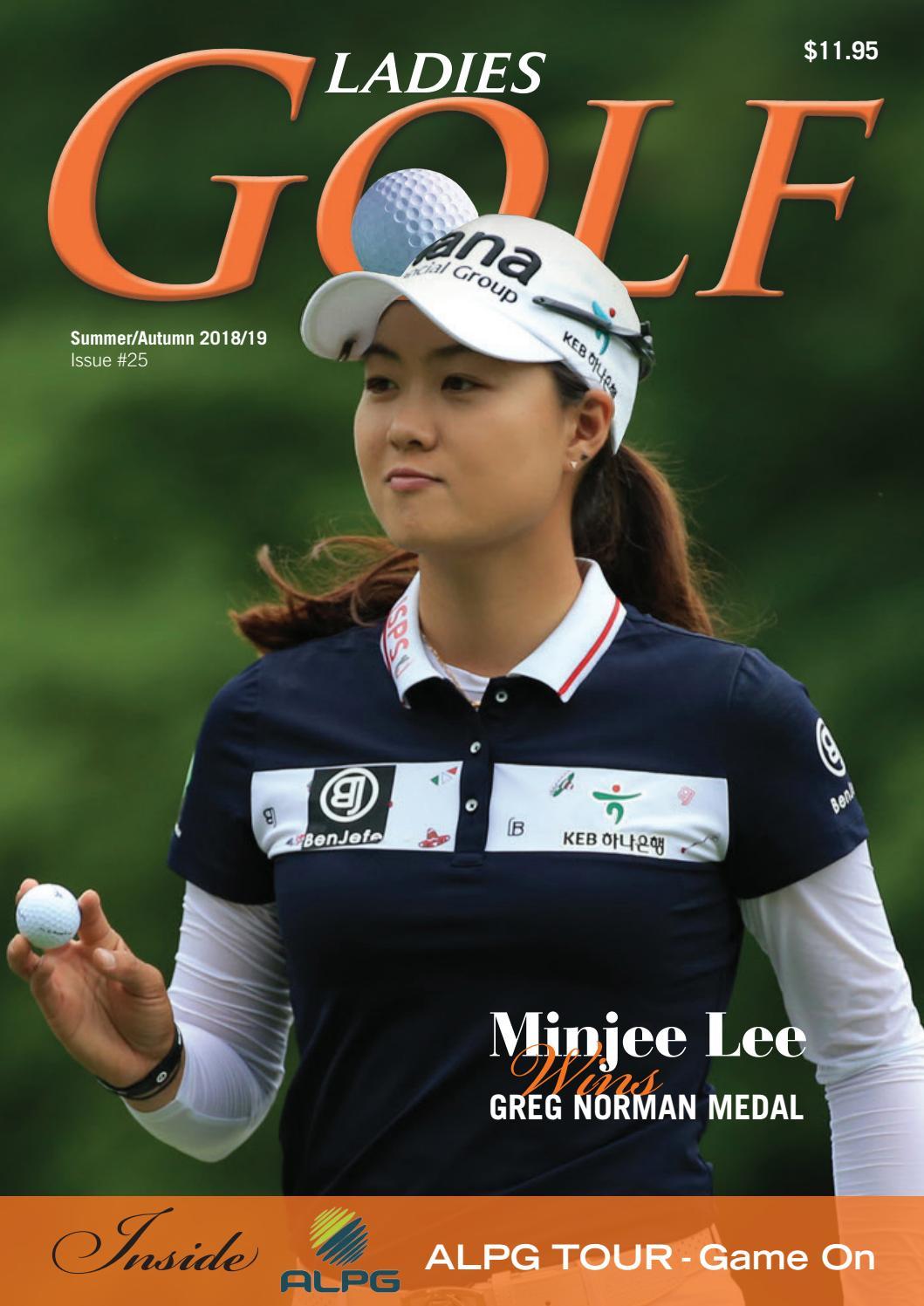 Ladies Golf Summer Autumn 2018 19 Issue 25 By Ladies In Racing Magazine Issuu