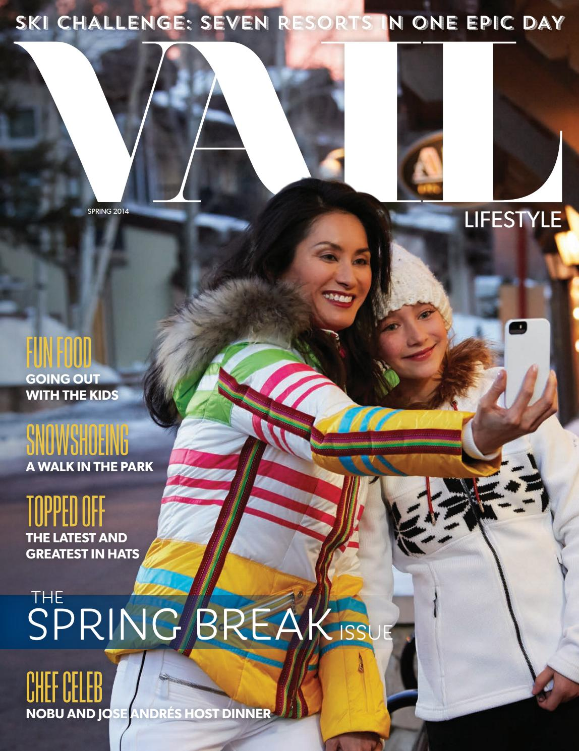 87889fe7164a Vail Lifestyle Magazine by Aaron Tipton - issuu