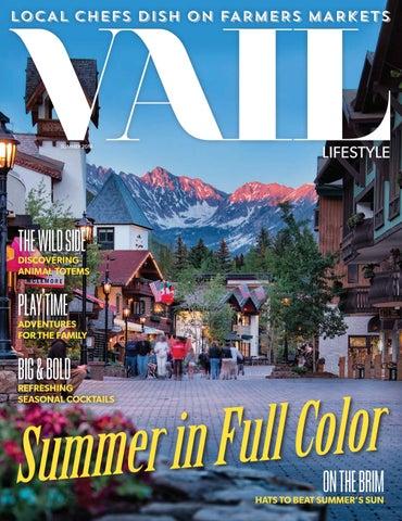 16f52103b1673 Vail Lifestyle Magazine by Aaron Tipton - issuu