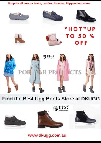 64bf93b3304 UGG Boots & Slippers | Unbeatable Prices | DKUGG by aus.dkugg - issuu