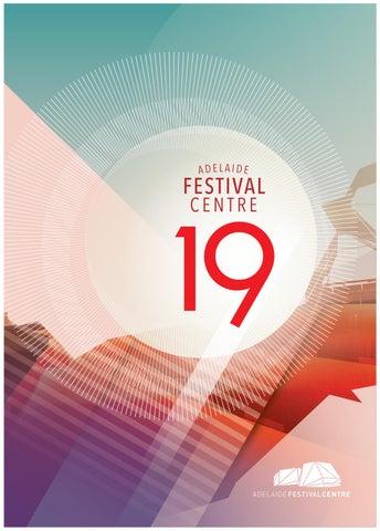 bf2c83612cf Adelaide Festival Centre Season 2019 Brochure by Adelaide Festival ...