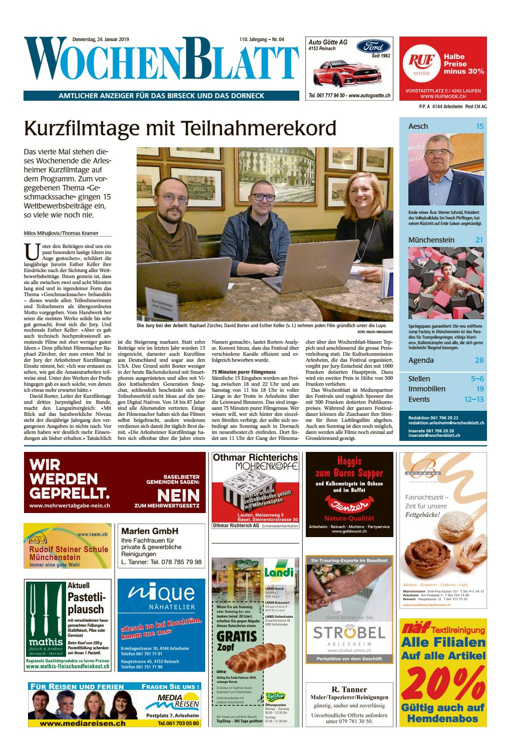 Singlebrse Fllinsdorf, Partnersuche in Morrens VD