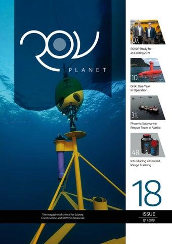 ROV Planet Magazine Issue 18 by ROV Planet - issuu