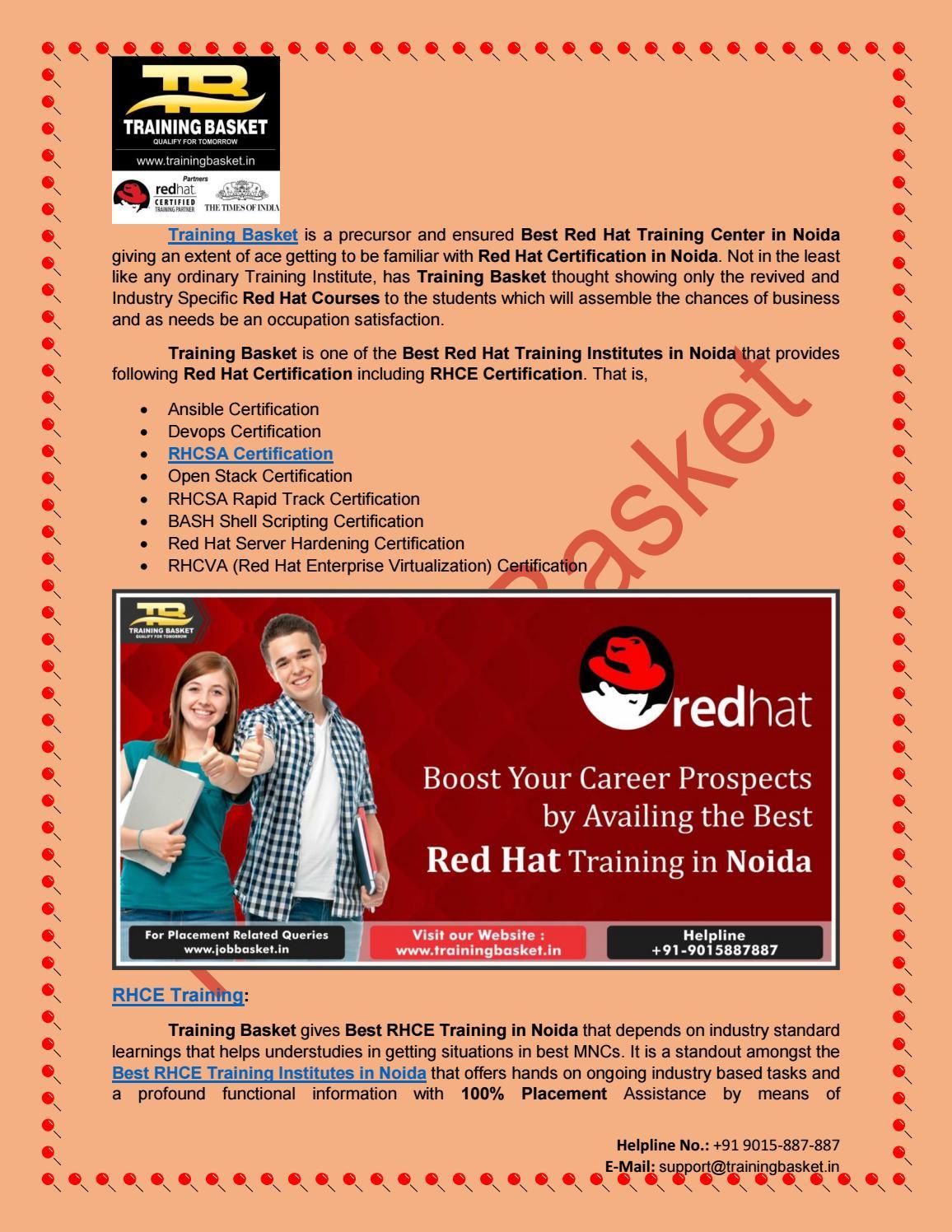 Best RHCE Training in Noida   Best RHCE Training Center in Noida