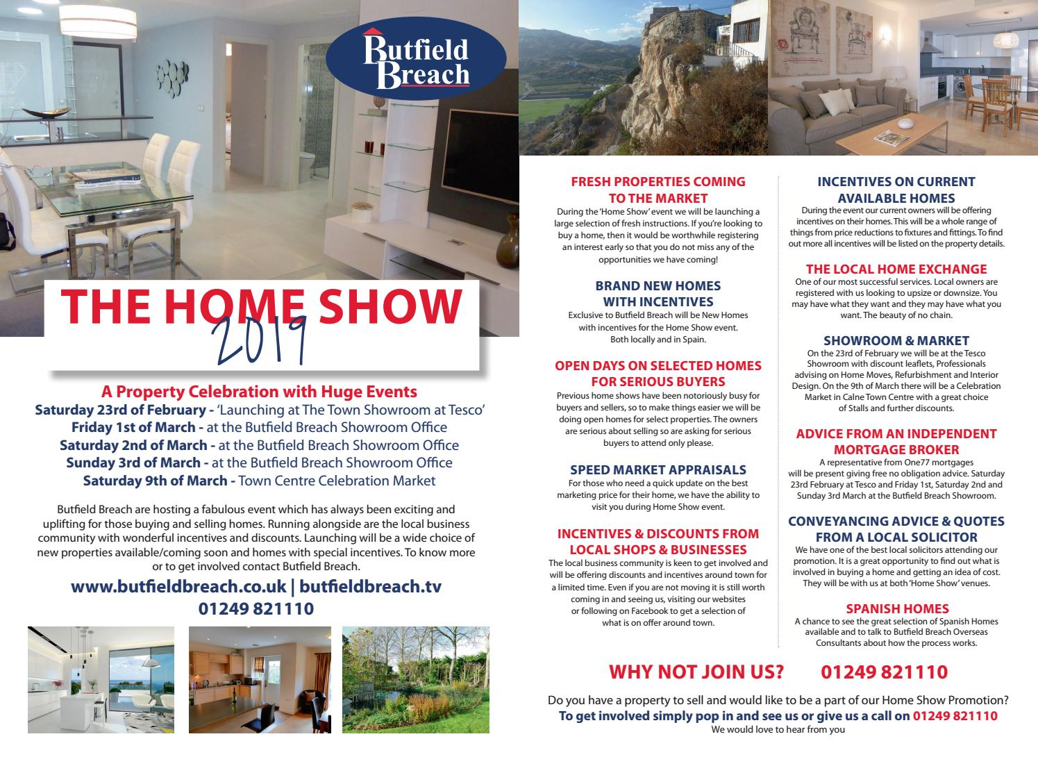 The Home Show 2019 By Thepropertycollection Issuu