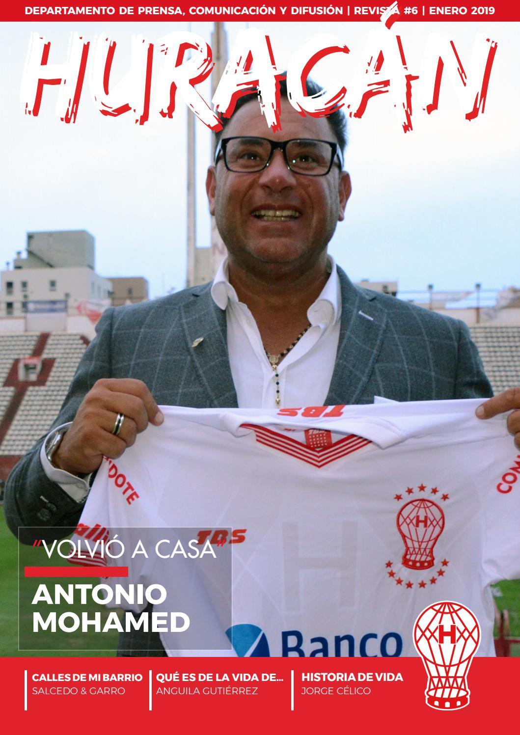 Revista Atlético Huracán By 2019 Issuu Club Enero bgY6vyf7