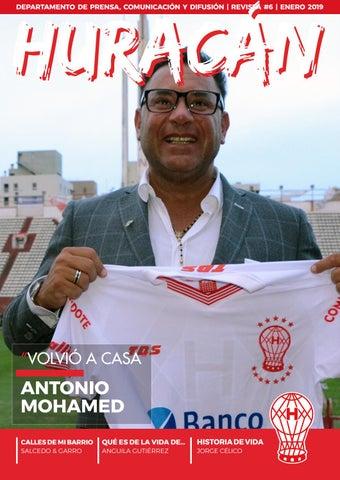Revista Huracán Enero 2019 by Club Atlético Huracán - issuu 2f93b38948474