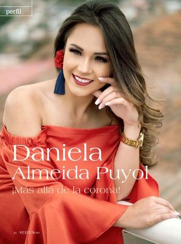 Page 10 of Daniela Almeida, más allá de la corona
