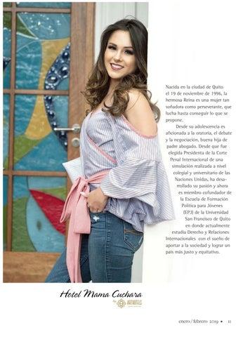 Page 11 of Daniela Almeida, más allá de la corona