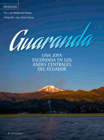 Page 28 of Guaranda, una joya escondida