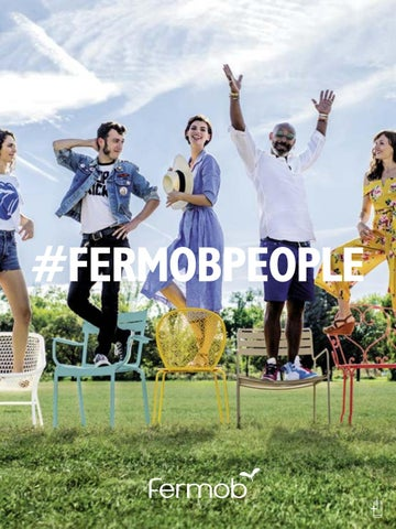 2019 Fermob catalogue (without links) by Fermob - issuu