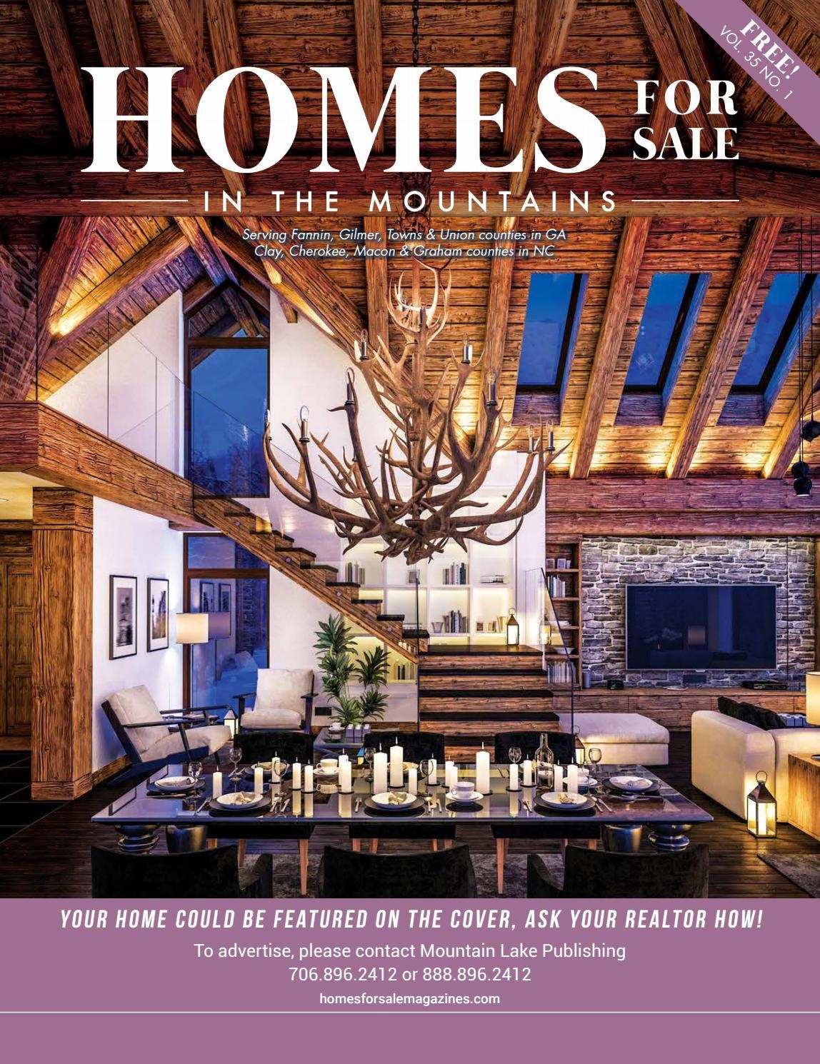 Homes For Sale Magazine Z1_35 1 by mtnlakepub - issuu