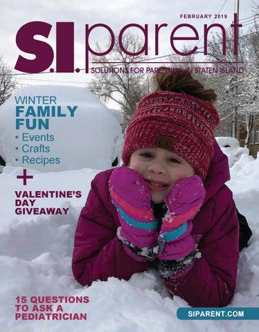 Staten Island Parent February 2019 By Staten Island Parent