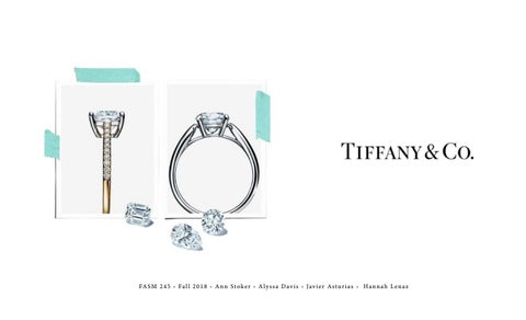 aa4156ed1 Tiffany & Co. 6 Month Buying Plan by Ann - issuu
