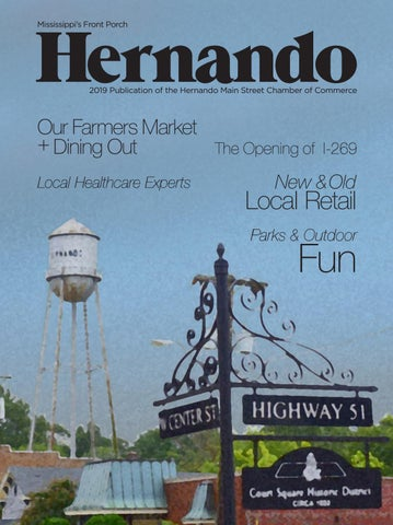 2019 Hernando Main Street Chamber of Commerce by DeSoto