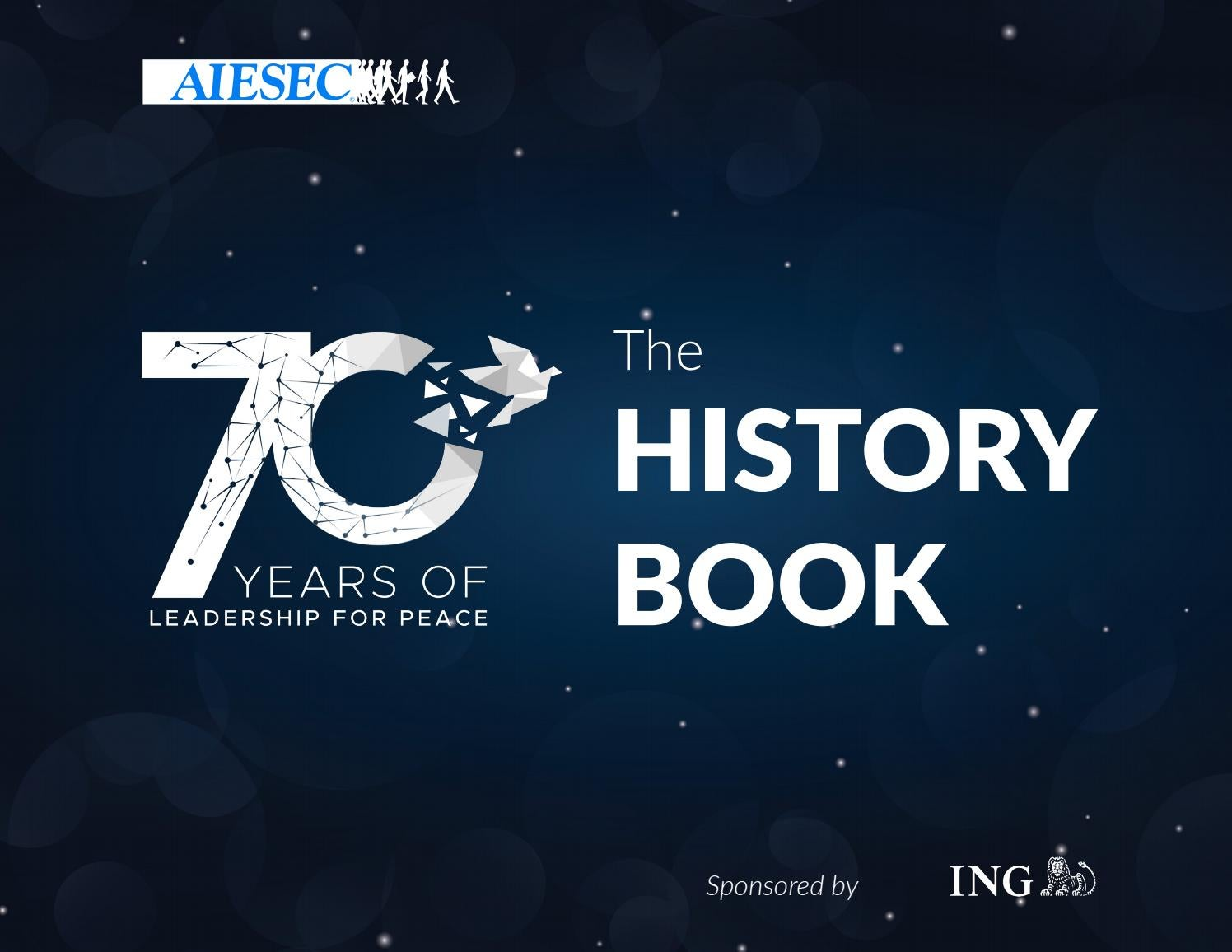 The History Book of AIESEC by AIESEC International - issuu