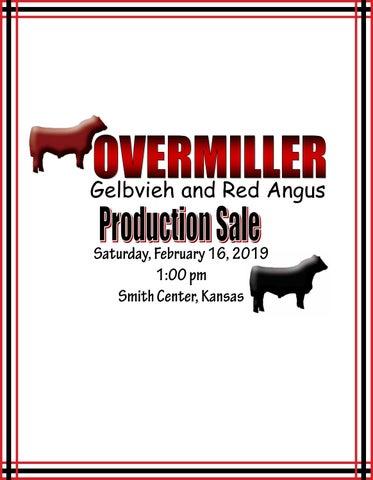08906bce8b2c4 Gelbvieh and Red Angus Saturday, February 16, 2019 1:00 pm Smith Center,  Kansas