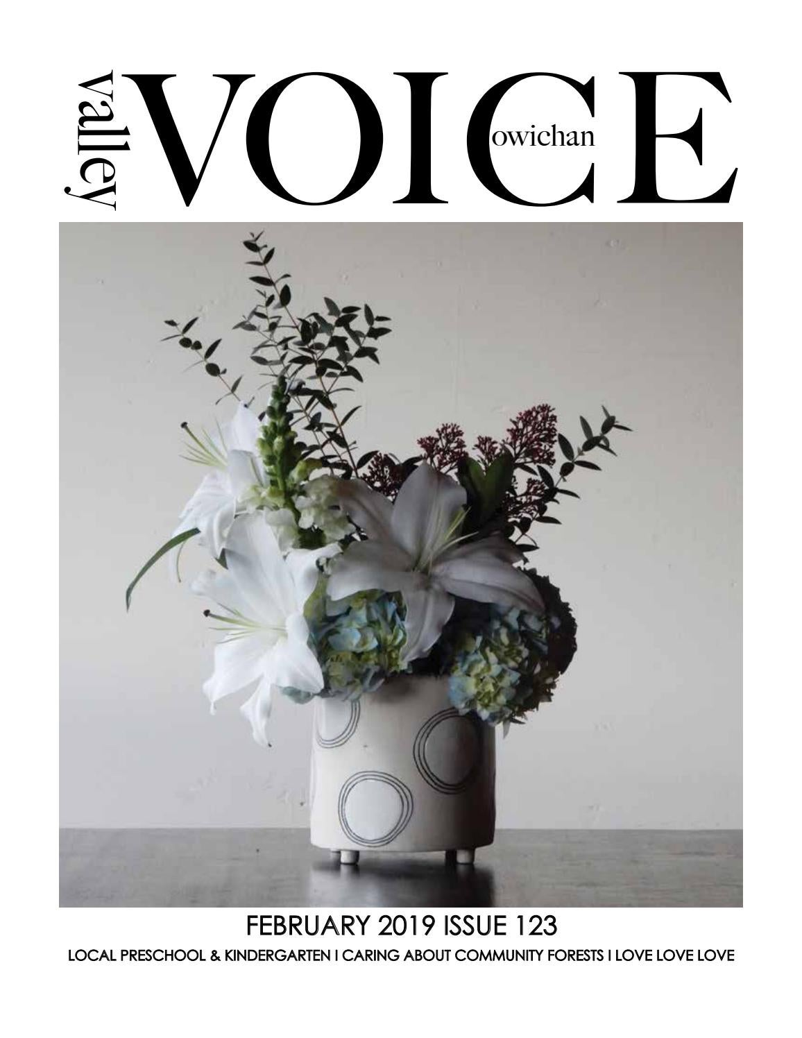 innovative design ee329 5ca0f February 2019 Issue 123 by Cowichan Valley Voice - issuu