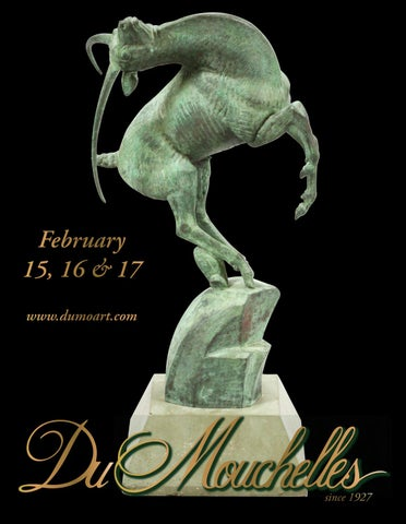 5df4eea12ad2 DuMouchelle Art Gallery 2019 February 15th-17th Auction by ...