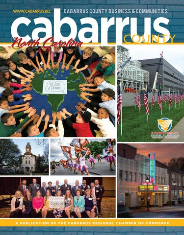 Cabarrus County NC Digital Magazine - Town Square Publications