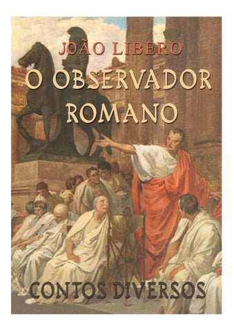 bebcd6d5b7f37 O Observador Romano by joaolibero46 - issuu