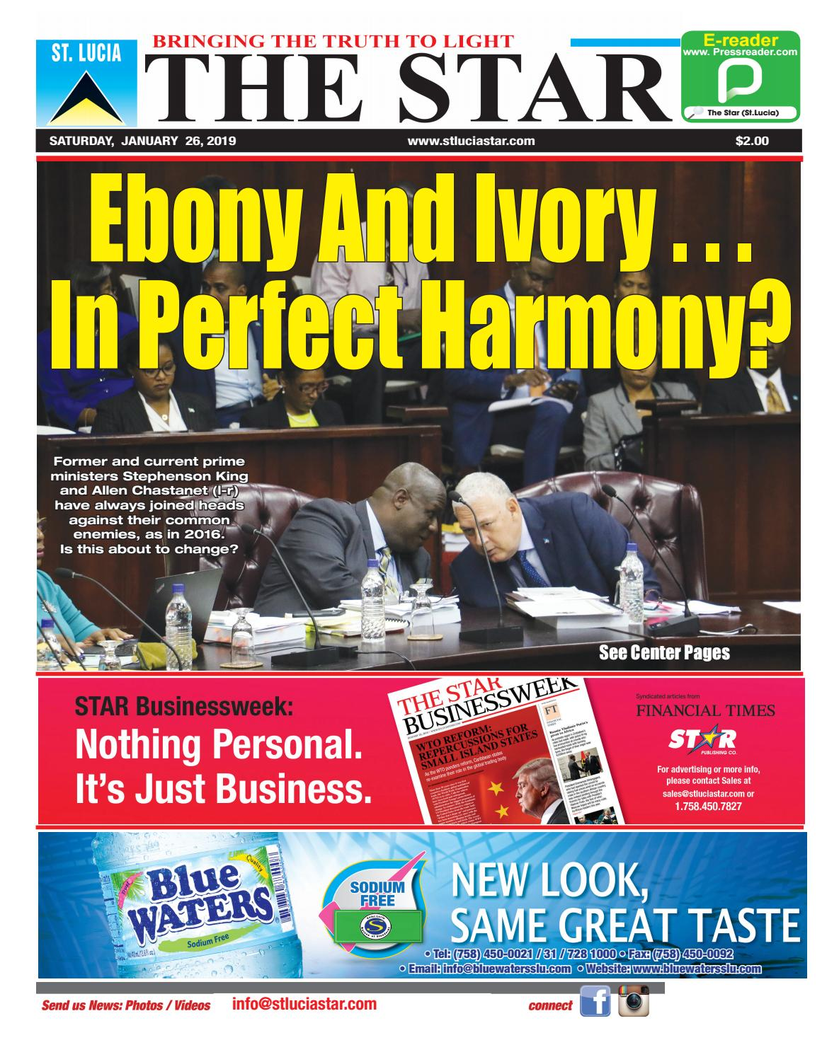 4b2b3c30d2 Ebony And Ivory... In Perfect Harmony  by STAR Publishing - issuu