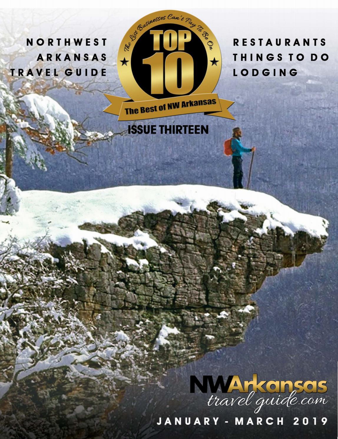 Arkansas Travel Guide