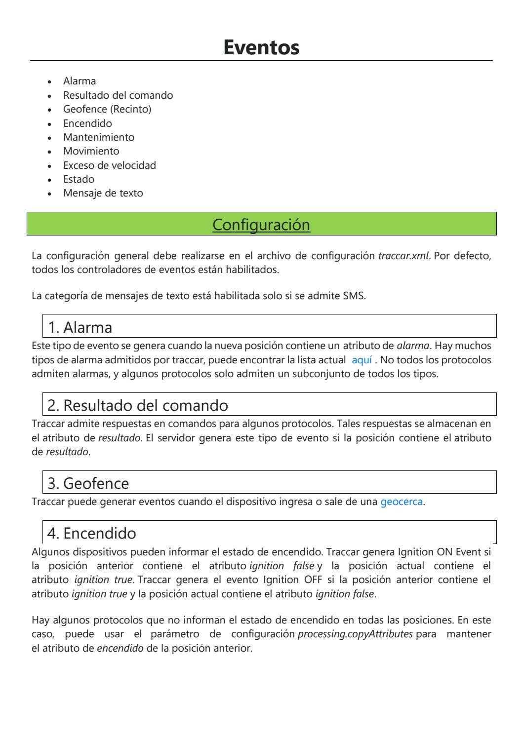 Notificaciones Traccar by Jorge Bees - issuu