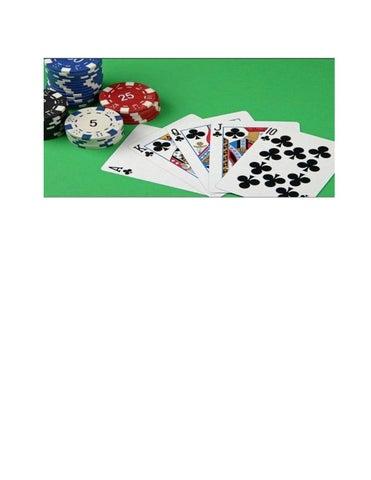 Cara Mendapat Kartu Bagus Dalam Bermain Judi Poker Online By Feronika Chan Issuu